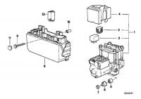 Revidiertes ABS Hydroaggregat 850i / CSi