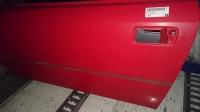 E31 Fahrertüre gebraucht rot #3