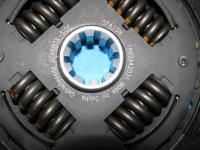 Neu Belegen der Kupplungsscheibe von M70